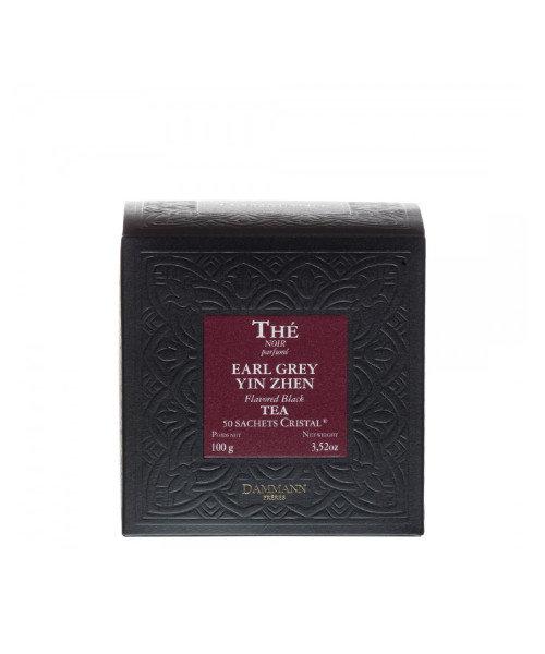 Aromatizirani crni čaj Earl Grey Yin Zhen