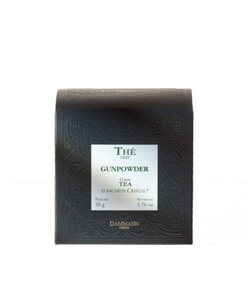 Zeleni čaj gunpowder
