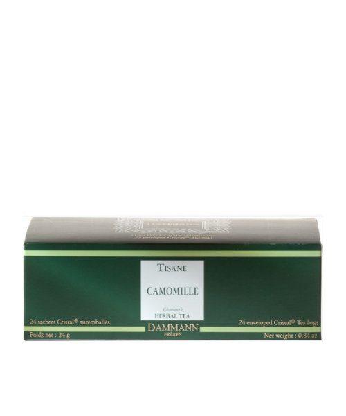 Biljni čaj od kamilice