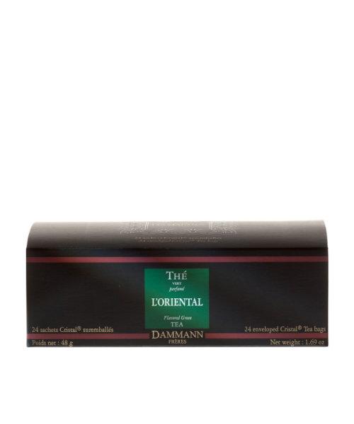 Aromatizirani zeleni čaj L'oriental