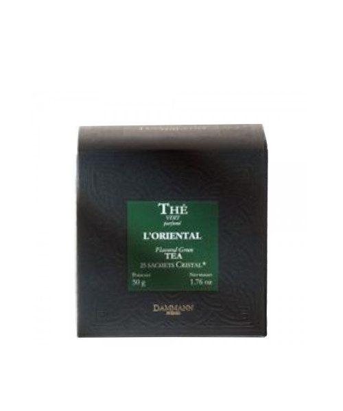 Zeleni čaj L'oriental s aroma bergamota