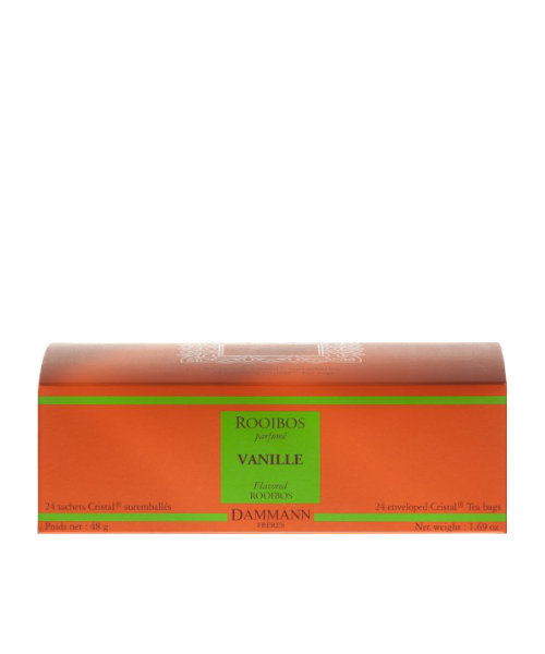 Rooibos čaj s aromom vanilije