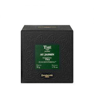 Zeleni čaj s aromom jasmina