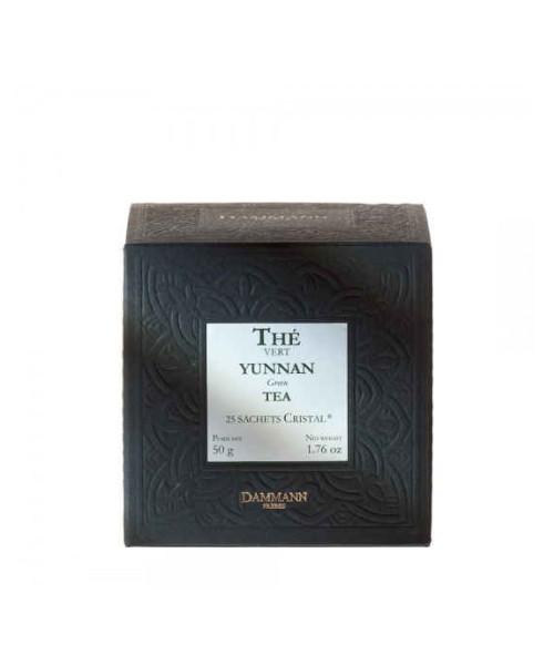 Zeleni čaj iz pokrajine Yunnan