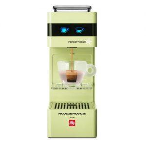 Francis Francis y3 iperespresso aparat za kavu zeleni