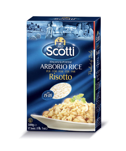 Scotti Arborio riža 500g