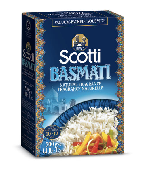 Scotti Basmati riža 500g