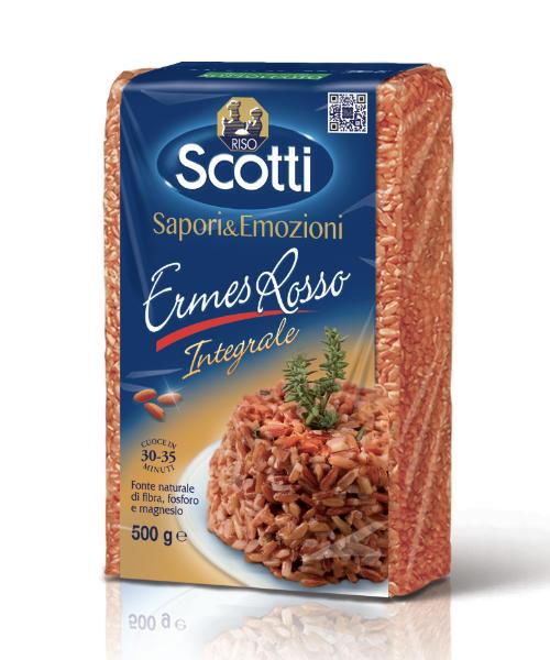 Scotti Ermes riža 500g