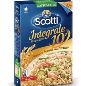 Scotti Integralna smeđa riža 10min