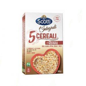 riža 5 vrsta žitarica_kvinoja_riso scotti