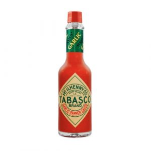 Tabasco Garlic 60ml