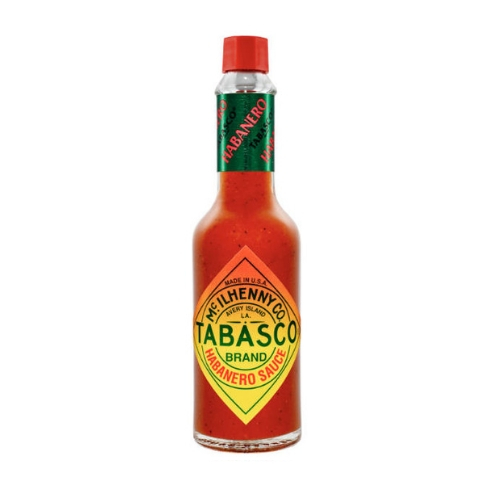 Tabasco Habanero 60ml