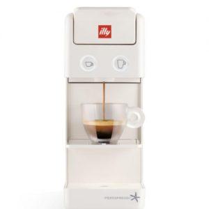 Aparat za kavu bijeli