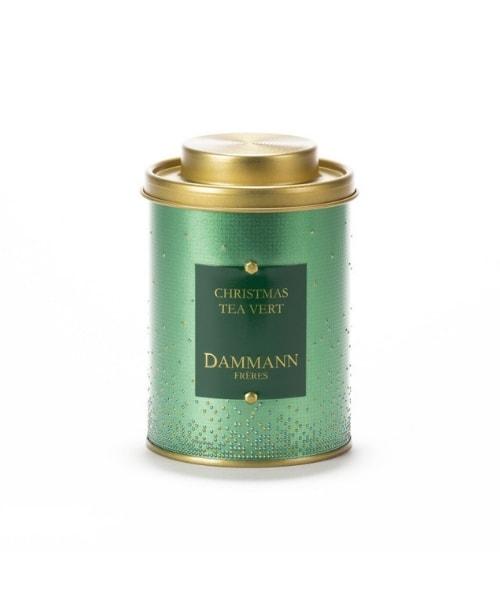 božićni zeleni čaj