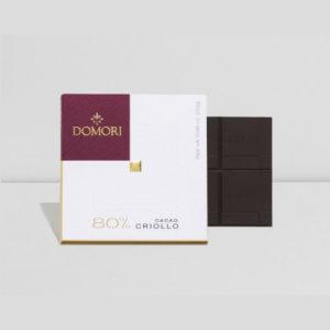 criollo 80% cokolada