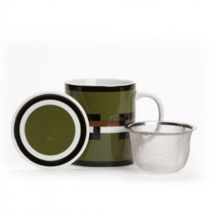 maslinasto zelena šalica