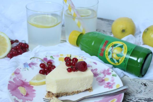 Mousse torta od limuna