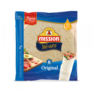 Mission Original tortilje