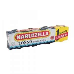 Tuna u maslinovom ulju 4x120g