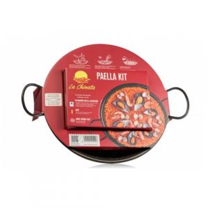 La Chinata Paella kit. Set koji sadrži sve za savršenu paellu.