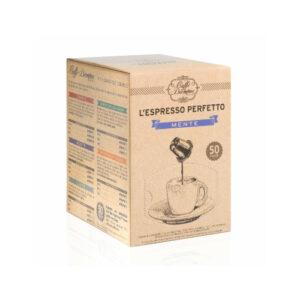 Kava Diemme nespresso kompatibilne kapsule Mente