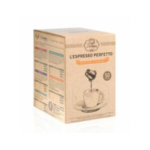 Kava Diemme nespresso kompatibilne kapsule Spirito della Tanzania