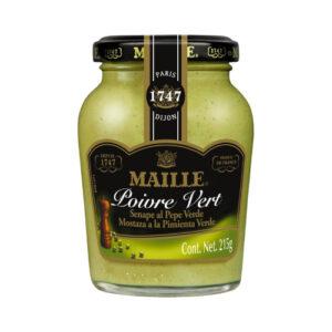 Maille senf sa zelenim paprom_200ml